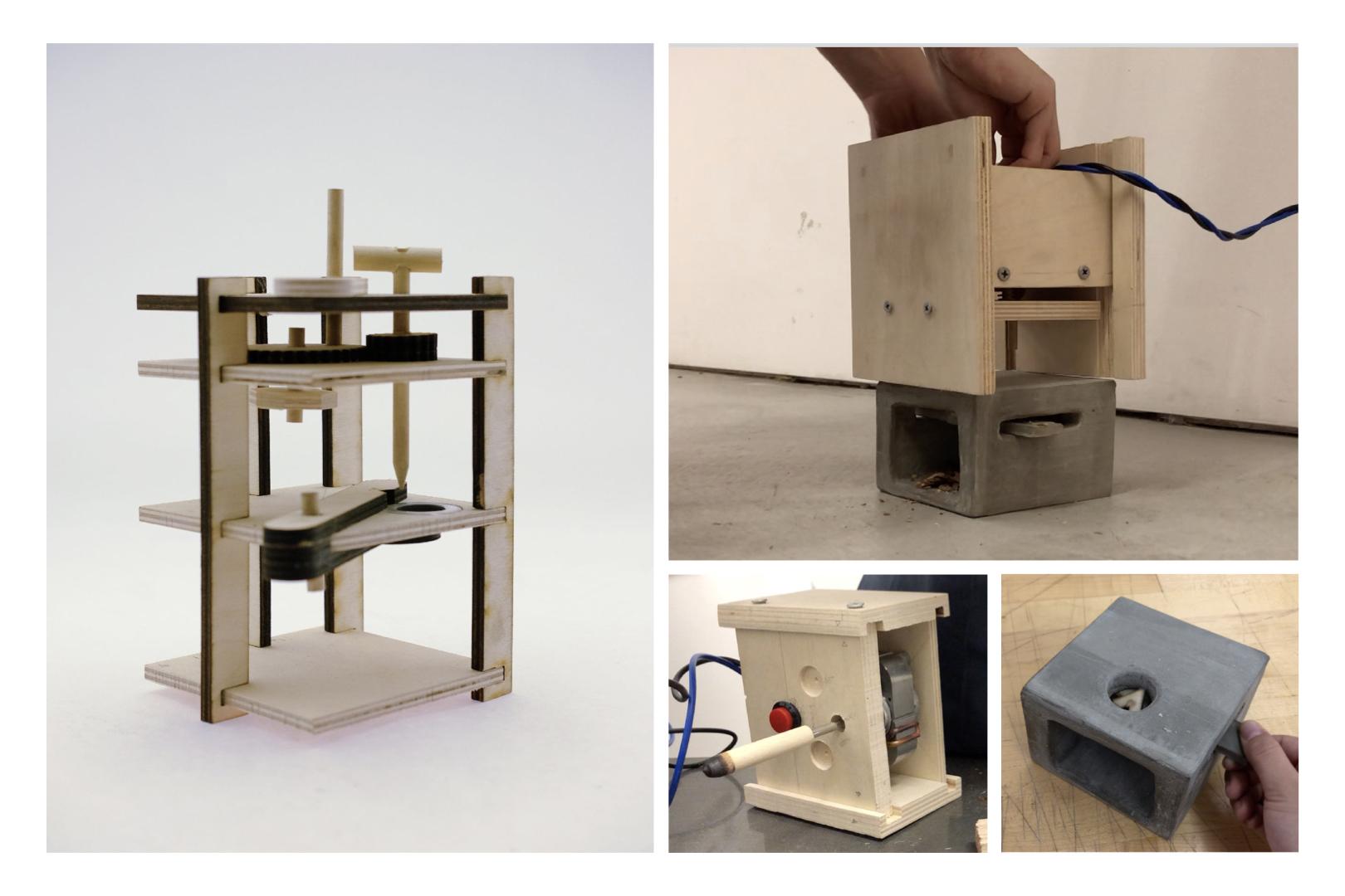 fire-starter-prototypes