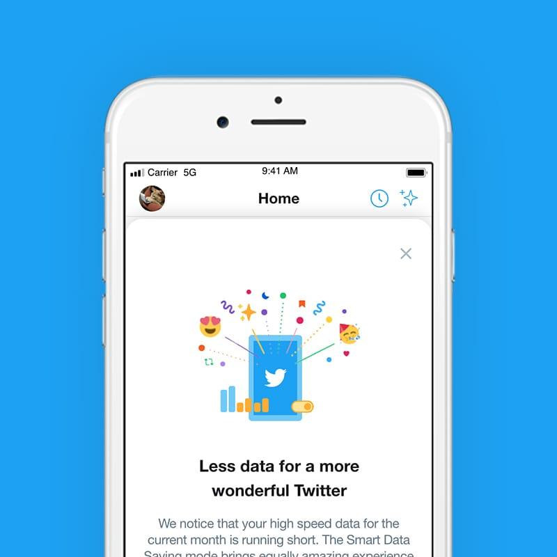 NEF × Twitter